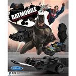 限量預購 WELLY 蝙蝠車行李箱 《蝙蝠俠對超人:正義曙光》