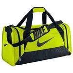 【Nike】時尚巴西利亞中行李袋-綠色【預購】