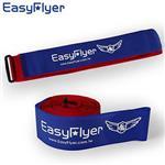 EasyFlyer 易飛翔-多功能旅遊魔鬼氈束帶-藍配紅