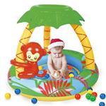 寶貝樂 猴子嬰兒水池/游泳池(BTSPMB01102)