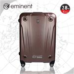 【Sylvain Lefebvre希梵】EMINENT輕鋁框霧面PC飛機輪旅超行箱-行李箱-28吋
