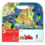 【 Babytiger虎兒寶 】比利時 Egmont Toys 艾格蒙繪本風遊戲磁貼書 - 城市交通