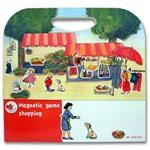 【 Babytiger虎兒寶 】比利時 Egmont Toys 艾格蒙繪本風遊戲磁貼書 - 購物市集