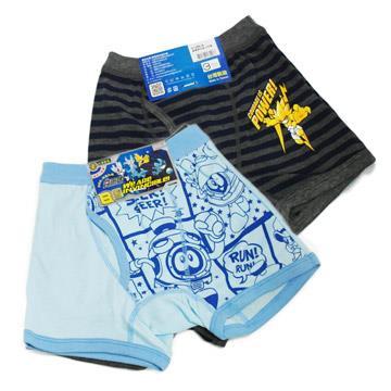 史努比水手三角褲/塞爾號男童四角褲2枚入X4組