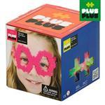 【BabyTiger虎兒寶】加加積木 Mini小顆粒-霓紅系列600 pcs (盒裝)