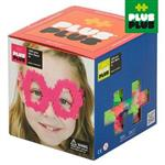 【BabyTiger虎兒寶】加加積木 Mini小顆粒-霓紅系列1200 pcs (盒裝)