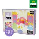 【BabyTiger虎兒寶】加加積木Mini 小顆粒-夢幻系列 大城堡 760pcs (盒裝)