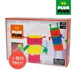 【BabyTiger虎兒寶】加加積木Mini 小顆粒-霓虹系列 宇宙人 760pcs (盒裝)