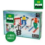 【BabyTiger虎兒寶】加加積木 Mini 小顆粒-彩虹系列 曲棍球 360pcs (盒裝)
