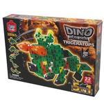 ARTEC DINO(綠) 恐龍組合-三角龍
