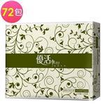 優活 優質抽取式衛生紙(120抽x12包) 6袋/箱