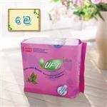 【UFT】蘆薈精華草本衛生棉夜用6包組