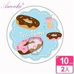 【AMONKA】3R神奇無痕掛勾(圓單勾)(甜甜圈)2入