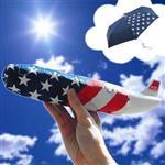 抗UV折疊式 飛機傘 / 折疊傘/ 陽傘/ 雨傘