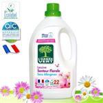 法國綠活維高效潔淨濃縮洗衣精(清新花香)1.5L
