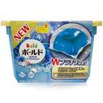 日本P&G白金潔淨白葉香洗衣球352G/18入