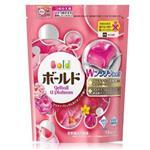 日本P&G白金潔淨花香洗衣球補充包352G/18入
