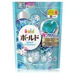 日本P&G白金潔淨白葉香洗衣球補充包352g/18入
