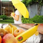 順利成蕉 香蕉傘 - 晴雨兩用傘/晴雨傘