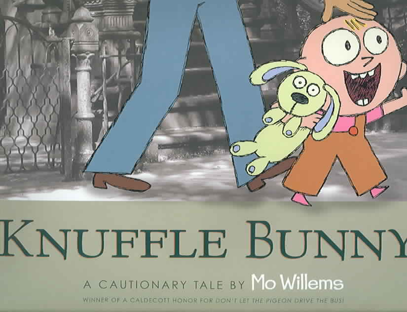 Knuffle Bunny : a cautionary tale /