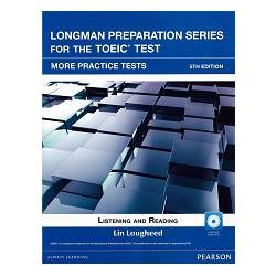 Longman Preparation Series for the TOEIC Test: More Practice Tests 5/E W/MP3- AnswerKey