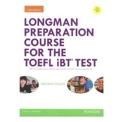 Longman preparation course for the TOEFL iBT test /