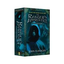 The Ranger`s Apprentice Collection 皇家騎士1-3套書