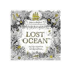 Secret Garden:Lost Ocean 祕密花園系列:迷幻海洋