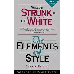 The Elements of Style 英文寫作風格的要素