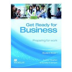 Get Ready for Business Student Book 1 (with MP3)
