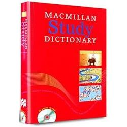 Macmillan Study Dictionary (With CD-ROM)