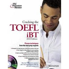Cracking the Toefl Ibt 2010