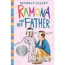 Ramona and her father /
