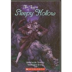 The Legend of Sleepy Hollow +CD斷頭谷