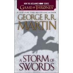 A Song of Ice and Fire 3:A Storm of Swords 冰與火之歌3:劍刃風暴