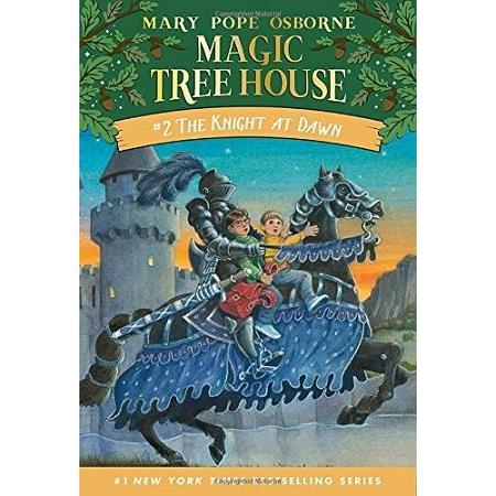 Magic Tree House #2:The Knight at Dawn