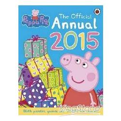 Peppa Pig The Official Annual 2015