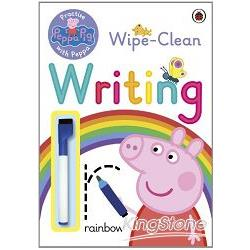 Peppa Pig Practise Peppa Wipe Clean Writ