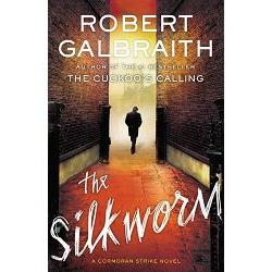 Cormoran Strike Series 2:The Silkworm 抽絲剝繭