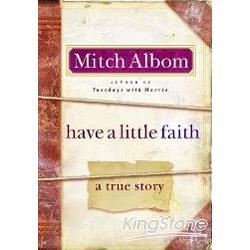 Have a Little Faith International Edition 一點小信仰
