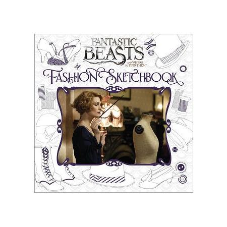 Fantastic Beasts and Where to Find Them:Fashion Sketchbook