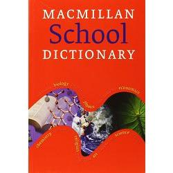 Macmillan School Dictionary (With CD-ROM)