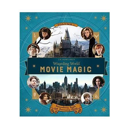 J K Rowlings Wizarding World Movie Magic