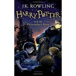 Harry Potter and the Philosopher``s Stone (1) Rejacket 2014