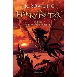 Harry Potter and the Order of The Phoenix(5) Rejacket 2014