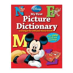 Disney ~ My First Piture Dictionary迪士尼:我的第一本圖