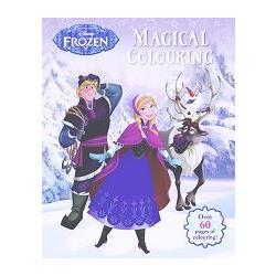 Frozen Magical Colouring Book冰雪奇緣神奇著色書