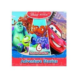 Disney Pixar 6-in-1 Carry-along Story Box皮克斯精彩一刻電影隨身組(英語閱讀書)