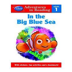 Disney Learing - Level 1  -Finding Nemo in the Big Blue Sea英語閱讀:在藍色大海
