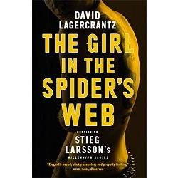 The Girl in the Spider``s Web: Continuing Stieg Larsson``s Millennium Series蜘蛛網女孩